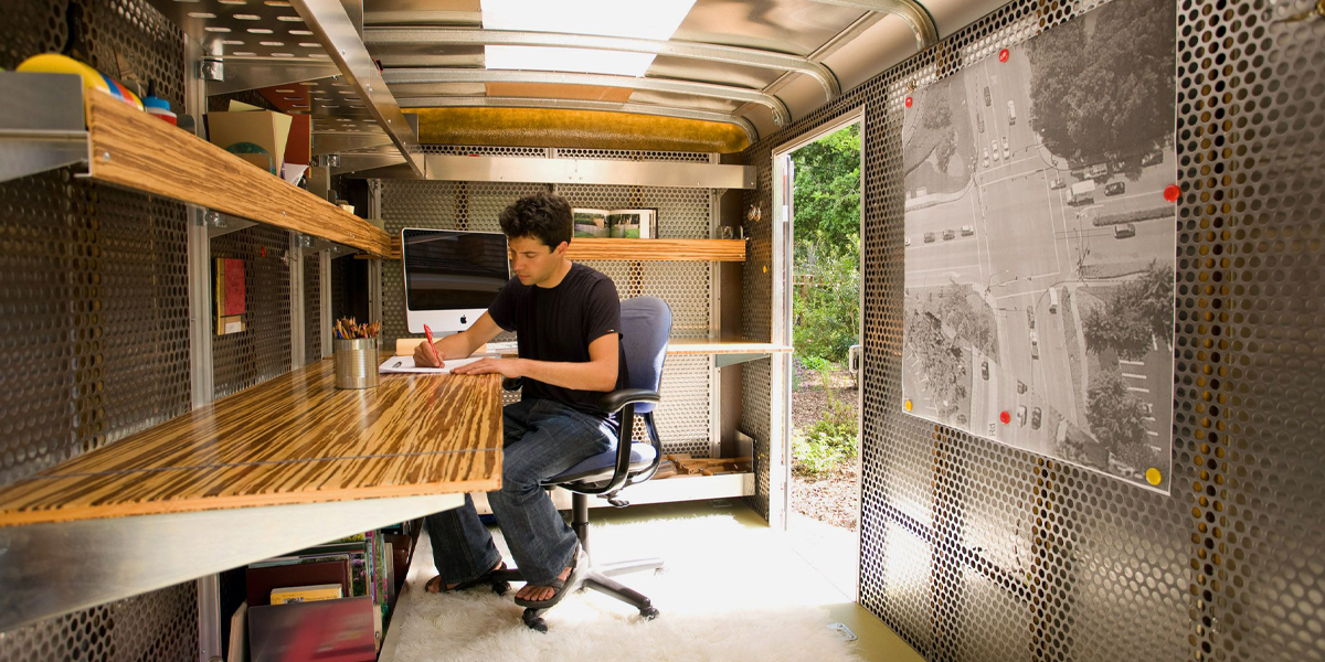 LT - Mobile Office - LOOK Trailers