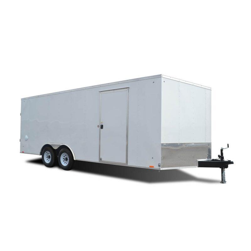 ST DXL- Cargo Trailer - V- Nose- LOOK Trailers