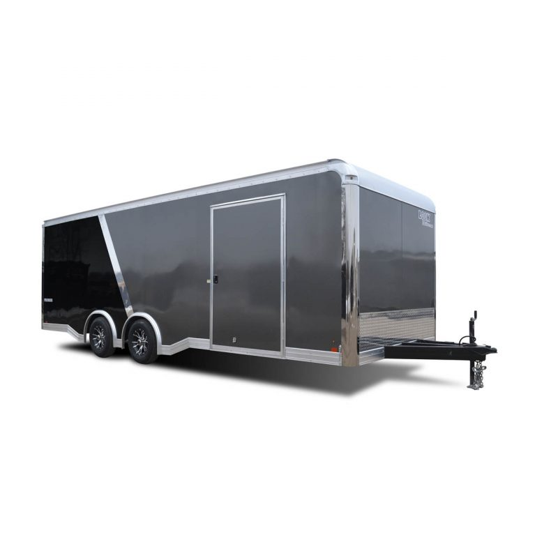 Premier - Race Trailer - Two Tone - Auto Hauler - LOOK Trailers