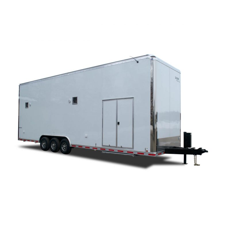 Premier - Stacker - Race Trailer - Auto Hauler - LOOK Trailers