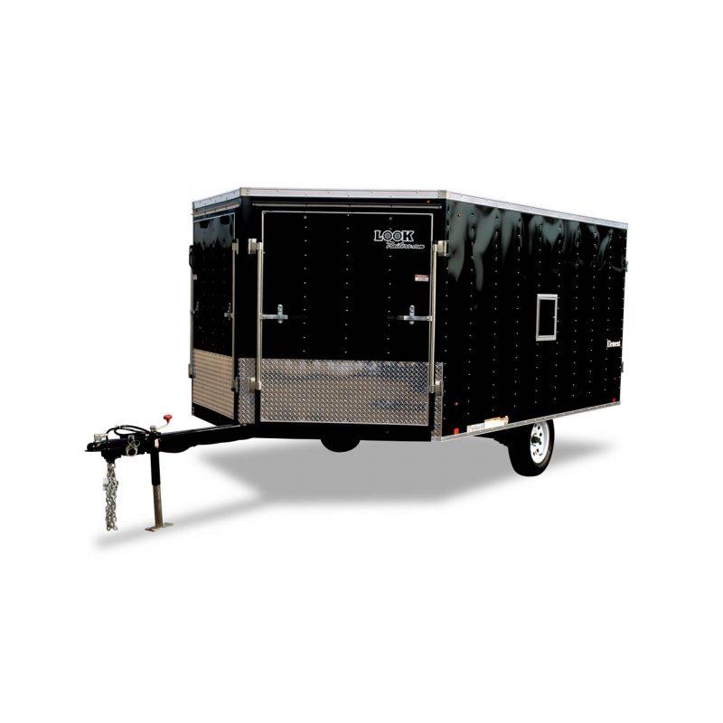 Drift - Snowmobile Trailer - Auto Hauler - LOOK Trailers
