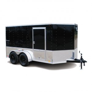 Element - Cargo Trailer - Black - LOOK Trailers