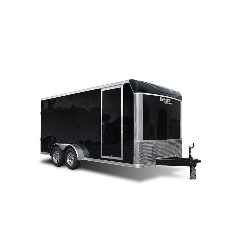 LXT - Auto Hauler - Cargo Trailer - LOOK Trailers