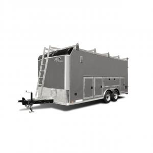 LXT Contractor - Contractor Trailer - Cargo Trailer - LOOK Trailers