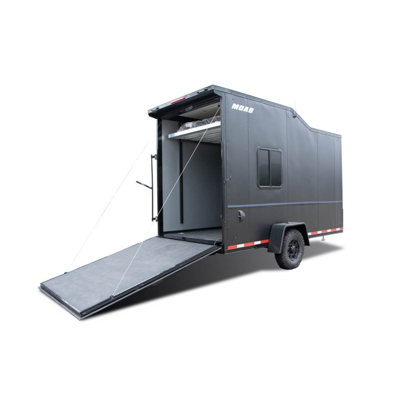 Moab - Camping Trailer - Off grid - Mobile Camping - Cargo Trailer - LOOK Trailers