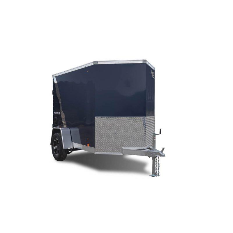 Platinum Aluminum - Cargo Trailer - Two Tone - LOOK Trailers
