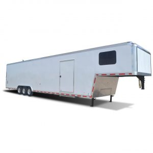 Premier Gooseneck - Auto Hauler Trailer- Race Trailer - LOOK Trailers