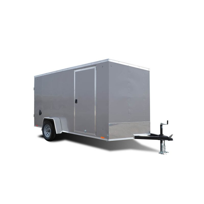 ST DLX - Cargo Trailer - LOOK Trailers