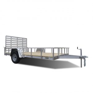 Open Utility Trailer - Everlite - LOOK Trailers