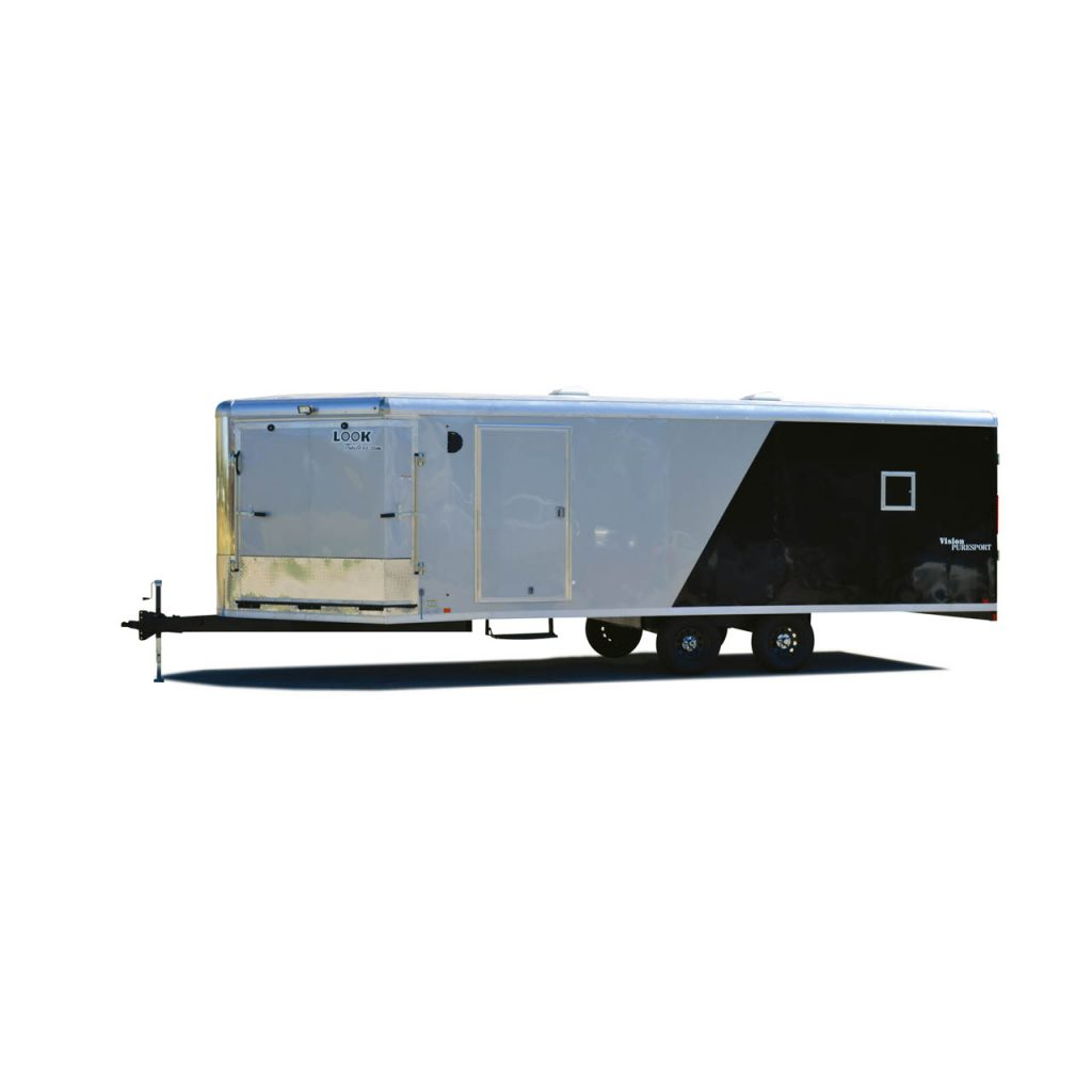 Vision Puresport Deckover - Two Tone - LOOK Trailers