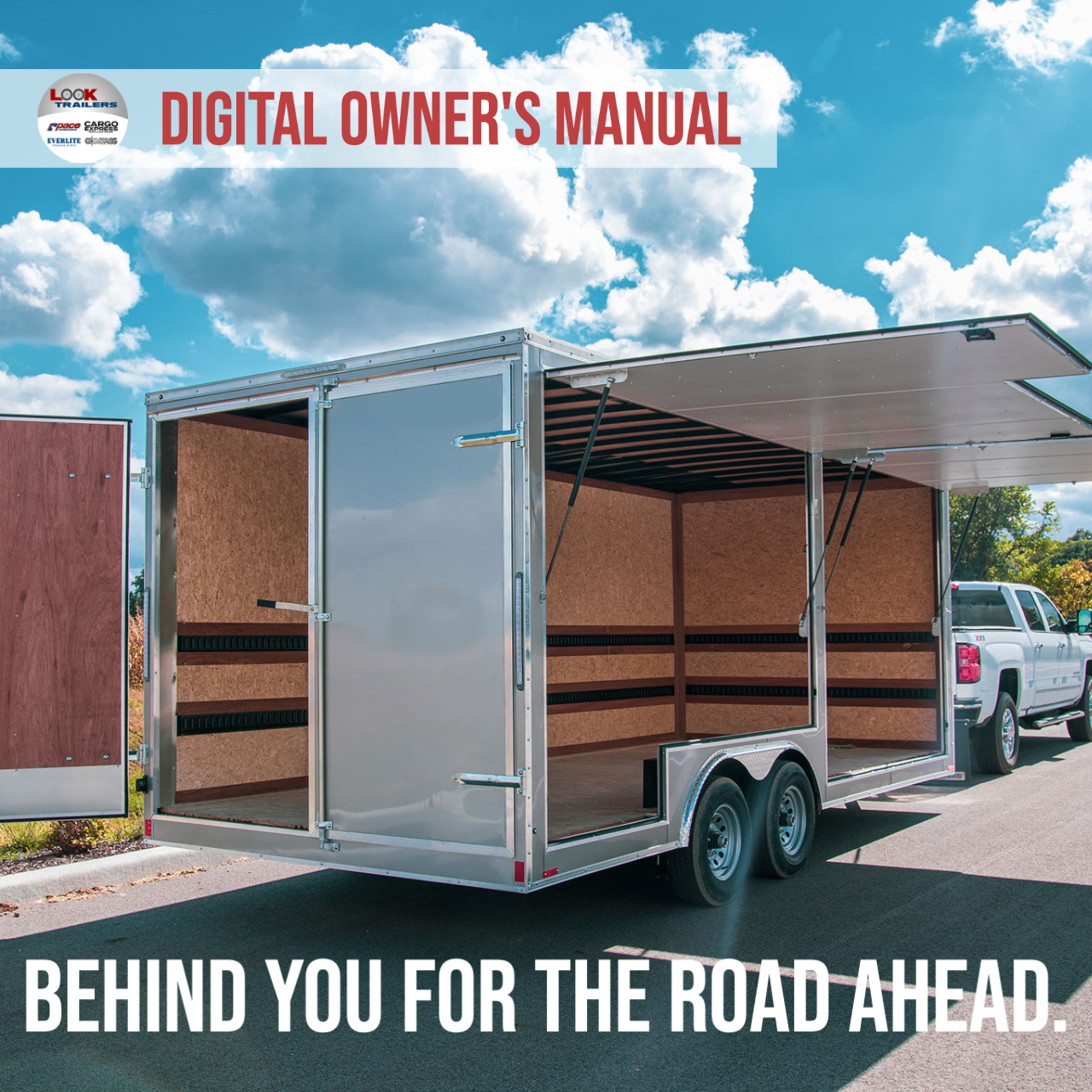 Look Trailers Owner's Manual